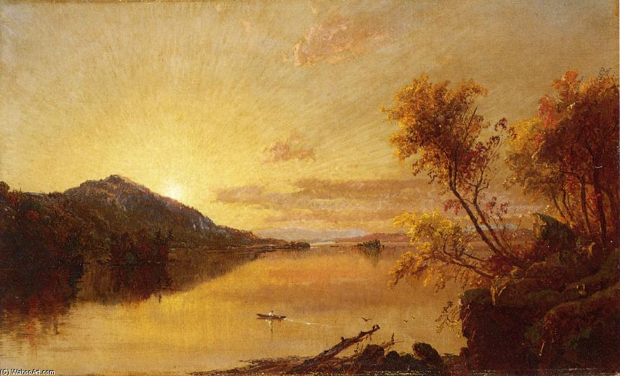 Jasper (IN) United States  city images : ... do outono 2' por Jasper Francis Cropsey 1823 1900, United States