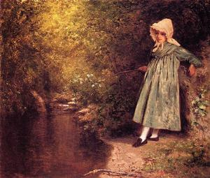 Jervis Mcentee - My Little Fisher Girl