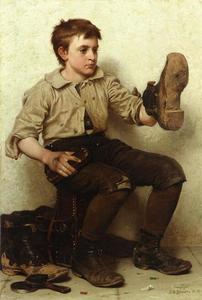 John George Brown - Mud Jersey