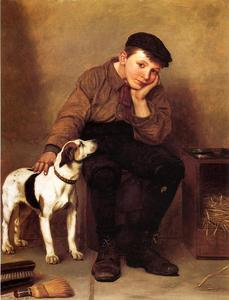 John George Brown - Simpatia