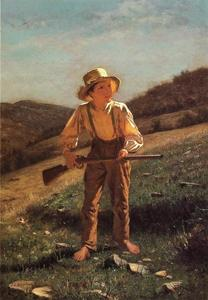 John George Brown - O momento ansioso