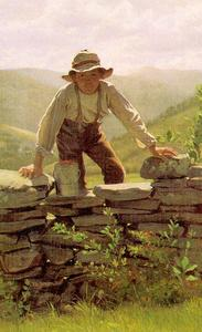 John George Brown - O Berry Boy