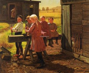 John George Brown - A Família Industrious