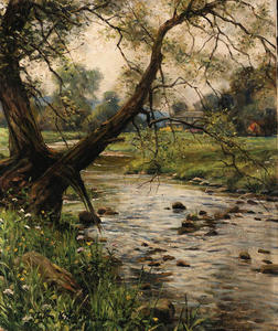 Louis Aston Knight - Leste Canaan, Connecticut