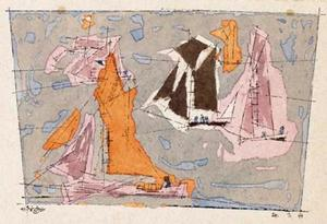 Lyonel Feininger - Untitled 2