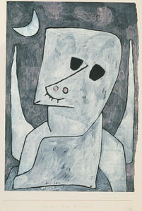 Paul Klee - Anjo Requerente