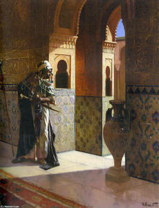 Rudolph Ernst - A Guarda Moorish