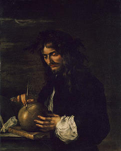 Salvator Rosa - Self-Portrait 2
