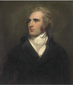 Thomas Lawrence - Retrato de John Philip Kemble