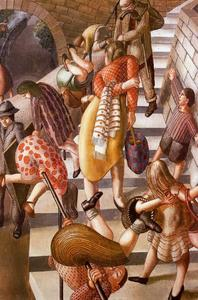 Stanley Spencer - The Glen, Port Glasgow
