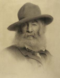 Thomas Wilmer Dewing - Walt Whitman