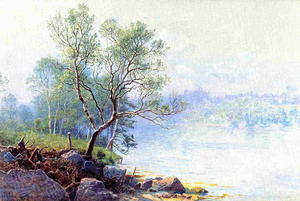 William Stanley Haseltine - Norte Leste Contas de , Maine 1