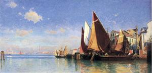 William Stanley Haseltine - veneza i