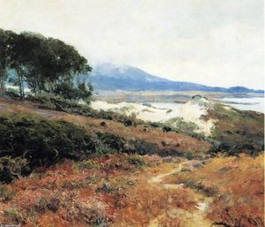 Guy Orlando Rose - Carmel Dunes
