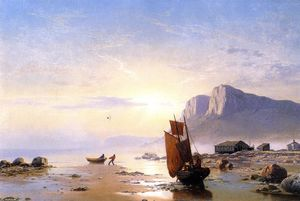 William Bradford - Costa do Labrador