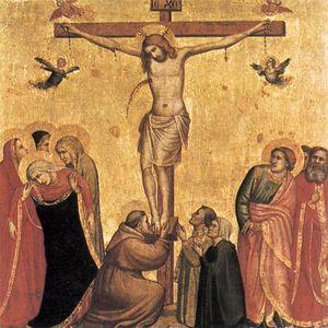 Crucifixo (3) - (Giotto Di Bondone)