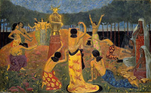 Paul Serusier - As Filhas de Pelichtim
