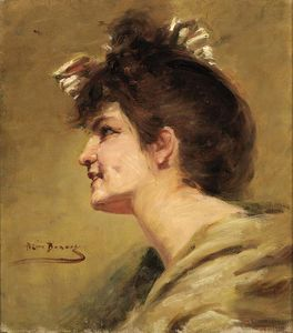 Alice Pike Barney - O Dimple