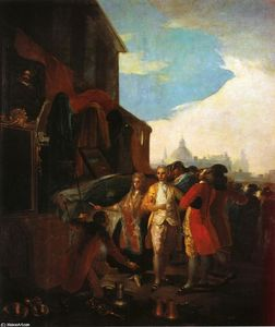 Francisco De Goya - o justo na madrid