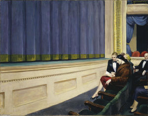 Edward Hopper - Primeira Orquestra Row