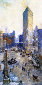 Colin Campbell Cooper - Flatiron Building