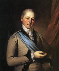 Charles Willson Peale - General Joseph Bloomfield