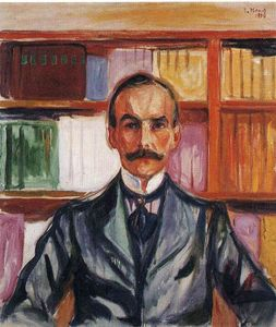 Edvard Munch - harry graf kessler