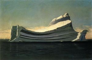 William Bradford - Icebergue