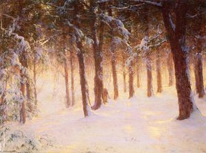 Walter Launt Palmer - Jewelled Pines
