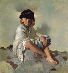 William Newenham Montague Orpen - Estojo