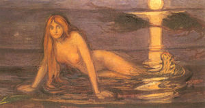 Edvard Munch - A Senhora do Mar