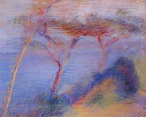 Henri Edmond Cross - Paisagem
