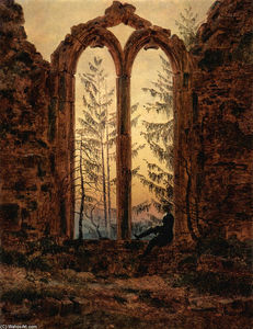 Caspar David Friedrich - O Sonhador