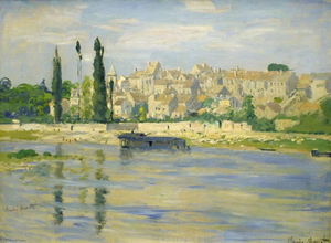 Claude Monet - Carrieres-Saint-Denis