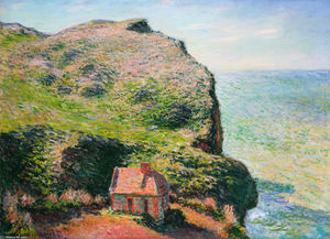 Claude Monet - o custom`s casa
