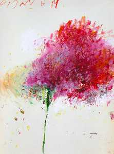 Cy Twombly - Proteu