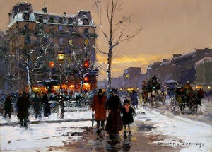 Edouard Cortes - Local Pigalle