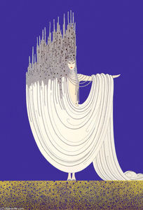Erté (Romain De Tirtoff) - O Mar Artic