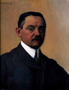Felix Vallotton - Meu Retrato