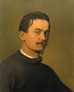 Felix Vallotton - eu-portrait