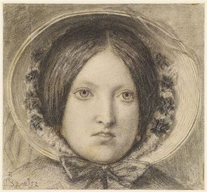 Ford Madox Brown - Emma Monte