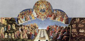 Fra Angelico - juízo final