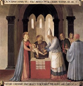 Fra Angelico - Circuncisão