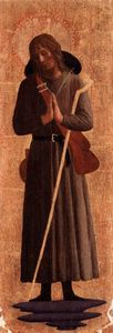 Fra Angelico - St Roche