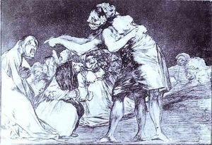 Francisco De Goya - Disordered