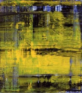 Gerhard Richter - abstrato retrato