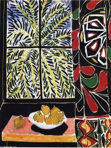 O Margaridas 243 Leo Sobre Tela Por Henri Matisse 1869 1954