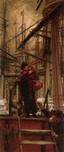 James Jacques Joseph Tissot - Emigrantes