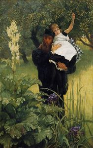 James Jacques Joseph Tissot - O viúvo