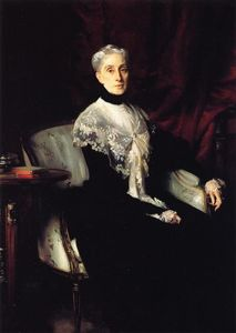 John Singer Sargent - Senhora . william crowninshield endicott